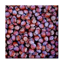 Hazelnuts Nuts Market Brown Nut Face Towel