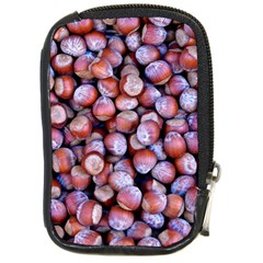 Hazelnuts Nuts Market Brown Nut Compact Camera Cases