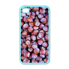 Hazelnuts Nuts Market Brown Nut Apple Iphone 4 Case (color)