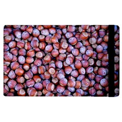 Hazelnuts Nuts Market Brown Nut Apple Ipad 3/4 Flip Case