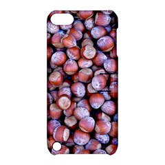 Hazelnuts Nuts Market Brown Nut Apple Ipod Touch 5 Hardshell Case With Stand