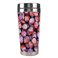 Hazelnuts Nuts Market Brown Nut Stainless Steel Travel Tumblers