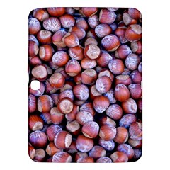 Hazelnuts Nuts Market Brown Nut Samsung Galaxy Tab 3 (10 1 ) P5200 Hardshell Case