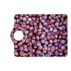 Hazelnuts Nuts Market Brown Nut Kindle Fire Hd (2013) Flip 360 Case