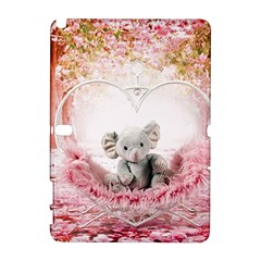 Elephant Heart Plush Vertical Toy Galaxy Note 1
