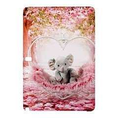 Elephant Heart Plush Vertical Toy Samsung Galaxy Tab Pro 12 2 Hardshell Case
