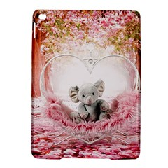 Elephant Heart Plush Vertical Toy Ipad Air 2 Hardshell Cases