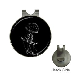 Jellyfish Underwater Sea Nature Hat Clips With Golf Markers