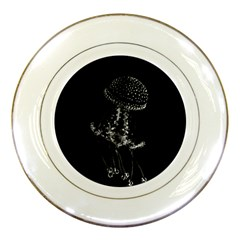 Jellyfish Underwater Sea Nature Porcelain Plates