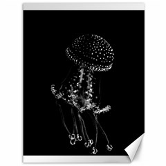 Jellyfish Underwater Sea Nature Canvas 36  X 48