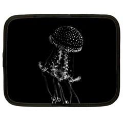 Jellyfish Underwater Sea Nature Netbook Case (xxl)