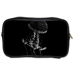 Jellyfish Underwater Sea Nature Toiletries Bags 2 Side