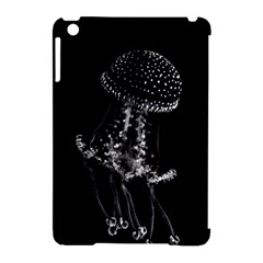 Jellyfish Underwater Sea Nature Apple Ipad Mini Hardshell Case (compatible With Smart Cover)