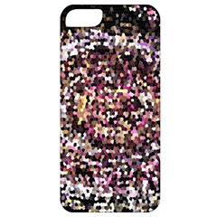 Mosaic Colorful Abstract Circular Apple Iphone 5 Classic Hardshell Case