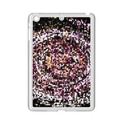 Mosaic Colorful Abstract Circular Ipad Mini 2 Enamel Coated Cases