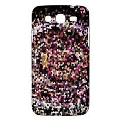Mosaic Colorful Abstract Circular Samsung Galaxy Mega 5 8 I9152 Hardshell Case
