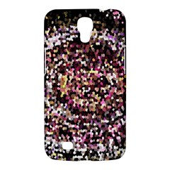 Mosaic Colorful Abstract Circular Samsung Galaxy Mega 6 3  I9200 Hardshell Case