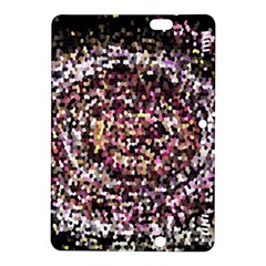Mosaic Colorful Abstract Circular Kindle Fire HDX 8.9  Hardshell Case
