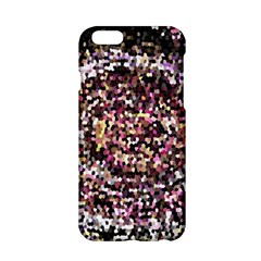 Mosaic Colorful Abstract Circular Apple Iphone 6/6s Hardshell Case