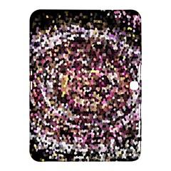 Mosaic Colorful Abstract Circular Samsung Galaxy Tab 4 (10 1 ) Hardshell Case