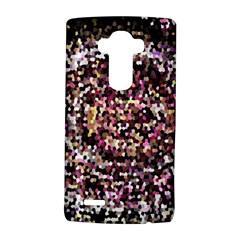 Mosaic Colorful Abstract Circular LG G4 Hardshell Case