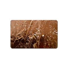 Ice Iced Structure Frozen Frost Magnet (name Card)