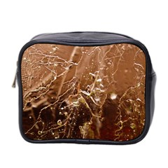 Ice Iced Structure Frozen Frost Mini Toiletries Bag 2 Side
