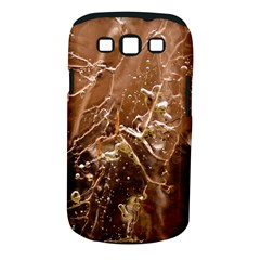 Ice Iced Structure Frozen Frost Samsung Galaxy S Iii Classic Hardshell Case (pc+silicone)