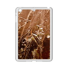 Ice Iced Structure Frozen Frost Ipad Mini 2 Enamel Coated Cases