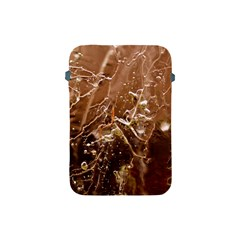 Ice Iced Structure Frozen Frost Apple Ipad Mini Protective Soft Cases