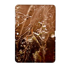 Ice Iced Structure Frozen Frost Samsung Galaxy Tab 2 (10 1 ) P5100 Hardshell Case