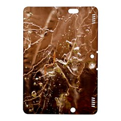 Ice Iced Structure Frozen Frost Kindle Fire Hdx 8 9  Hardshell Case
