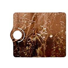 Ice Iced Structure Frozen Frost Kindle Fire Hdx 8 9  Flip 360 Case