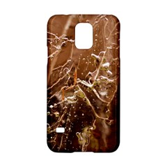 Ice Iced Structure Frozen Frost Samsung Galaxy S5 Hardshell Case