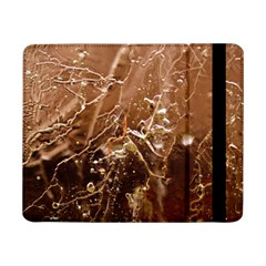 Ice Iced Structure Frozen Frost Samsung Galaxy Tab Pro 8 4  Flip Case