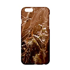 Ice Iced Structure Frozen Frost Apple iPhone 6/6S Hardshell Case