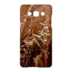 Ice Iced Structure Frozen Frost Samsung Galaxy A5 Hardshell Case