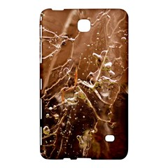 Ice Iced Structure Frozen Frost Samsung Galaxy Tab 4 (8 ) Hardshell Case