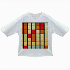 Mozaico Colors Glass Church Color Infant/Toddler T-Shirts