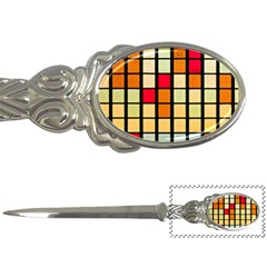 Mozaico Colors Glass Church Color Letter Openers