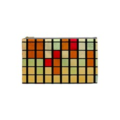 Mozaico Colors Glass Church Color Cosmetic Bag (small)