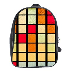 Mozaico Colors Glass Church Color School Bags(Large)