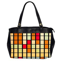 Mozaico Colors Glass Church Color Office Handbags (2 Sides)