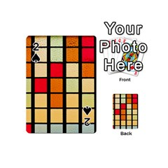 Mozaico Colors Glass Church Color Playing Cards 54 (mini)