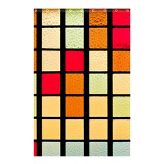 Mozaico Colors Glass Church Color Shower Curtain 48  X 72  (small)