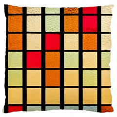 Mozaico Colors Glass Church Color Large Cushion Case (two Sides)