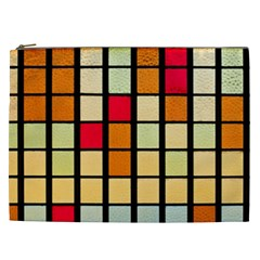 Mozaico Colors Glass Church Color Cosmetic Bag (xxl)