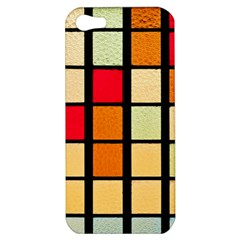 Mozaico Colors Glass Church Color Apple Iphone 5 Hardshell Case
