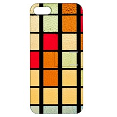 Mozaico Colors Glass Church Color Apple Iphone 5 Hardshell Case With Stand