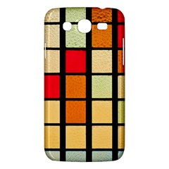 Mozaico Colors Glass Church Color Samsung Galaxy Mega 5 8 I9152 Hardshell Case